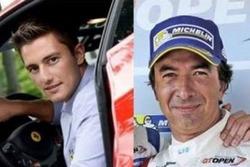 Miguel Ramos e Mikkel Mac, team Spirit of Race