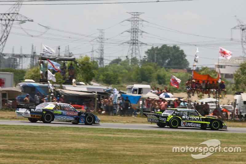 Mauro Giallombardo, Alifraco Sport Ford, Martin Ponte, GT Racing Dodge