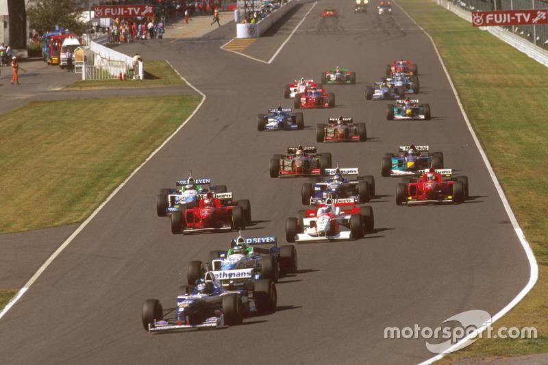 1996: Hill juara dunia