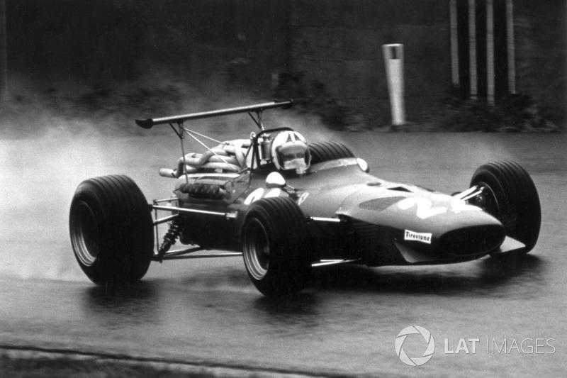 Chris Amon, Ferrari 312
