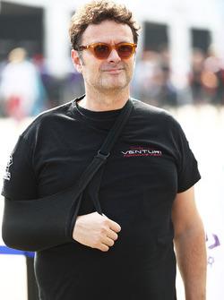 Gildo Pallanca Pastor, proprietario, Venturi Formula E