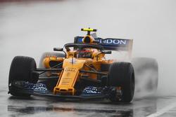 Stoffel Vandoorne, McLaren MCL33 Renault. Glenn Dunbar