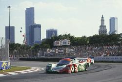 #3 Porsche 962: Оскар Ларруари, Массимо Сигала