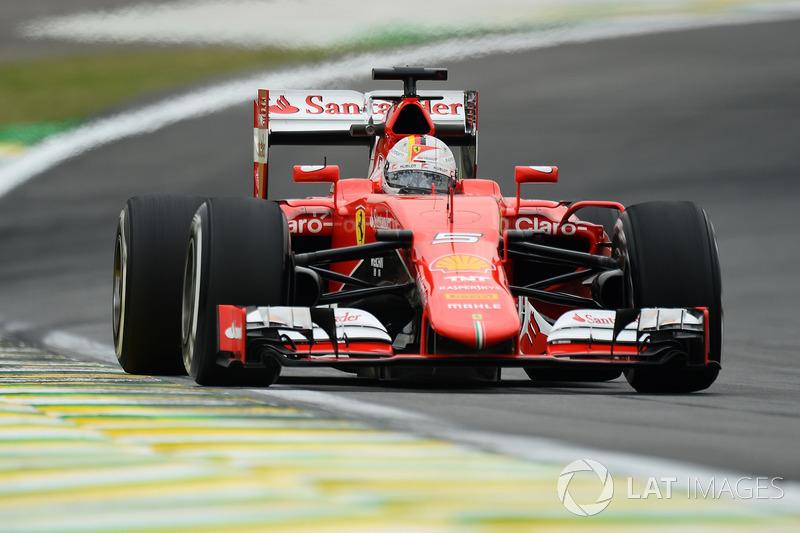 "2015: Ferrari SF15-T - ""Eva"""