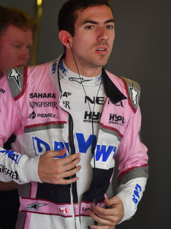 Nicholas Latifi, Force India F1