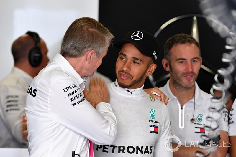 1. Lewis Hamilton, Mercedes-AMG F1 W09