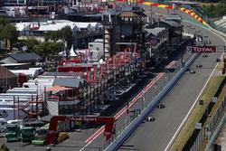 Start actie, Ralf Aron, PREMA Theodore Racing Dallara F317 - Mercedes-Benz