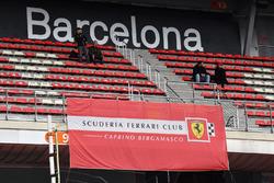 Ferrari Club banner