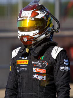 #42 Strakka Racing Mercedes-AMG GT3: Lewis Williamson