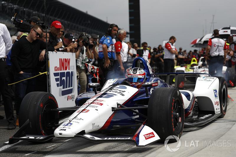 30: Graham Rahal, Rahal Letterman Lanigan Racing Honda, 225.327
