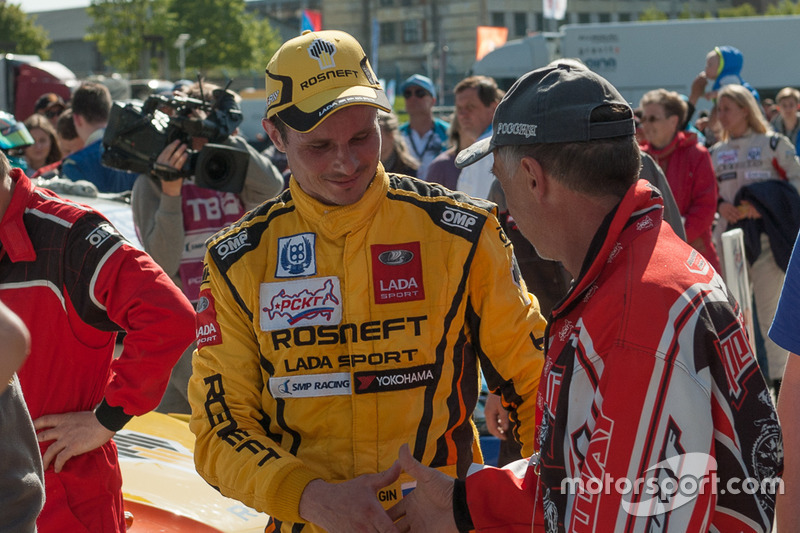 Дмитрий Брагин, Lada Sport