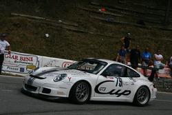 Gabriele Mauro, Porsche 997, Vesuvio