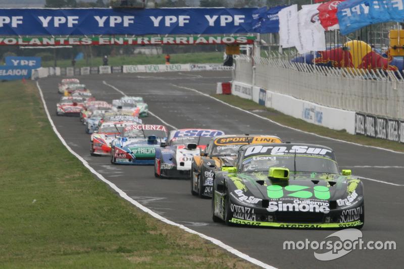 Mauro Giallombardo, Stopcar Maquin Parts Racing Ford, Leonel Pernia, Las Toscas Racing Chevrolet, Jo