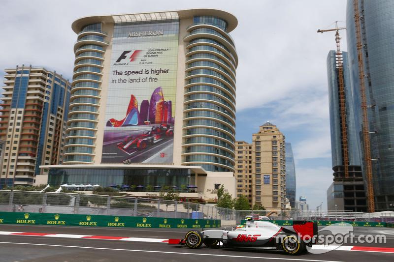 Естебан Гутьєррес, Haas F1 Team VF-16