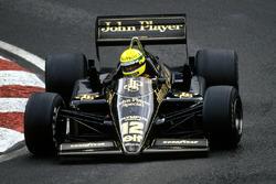 Айртон Сенна, Lotus Renault