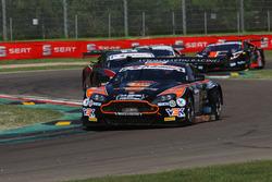 #7 Aston Martin VantageGT3, Solaris Motorsport: Sini-Mugelli