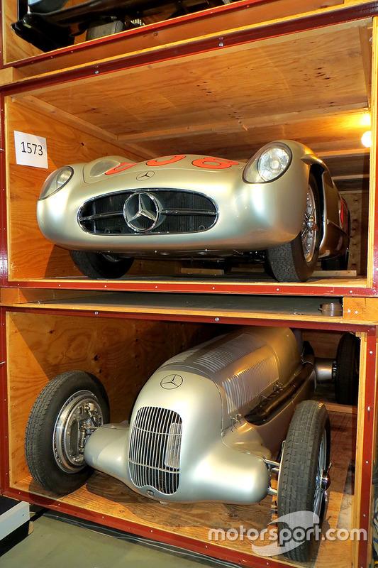 Mercedes Vintage wagens