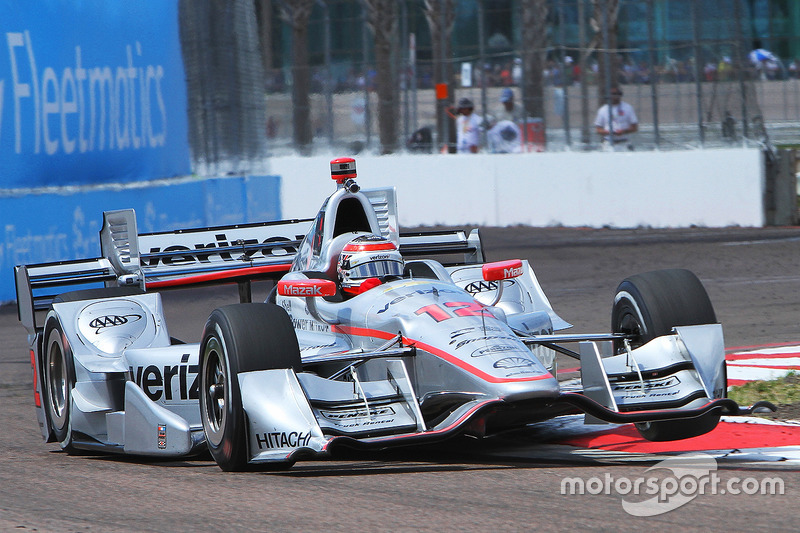 #12: Will Power (Penske-Chevrolet)
