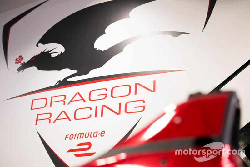 Dragon Racing logo