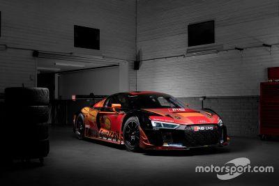 Audi-Design für die 12h Bathurst