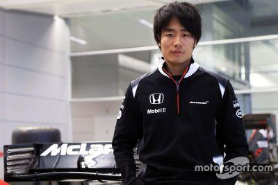Anuncio de piloto de McLaren