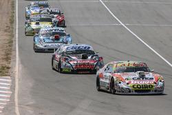 Серхіо Алаус, Coiro Dole Racing Chevrolet, Гілльєрмо Ортеллі, JP Racing Chevrolet, Мартін Понте, Ner