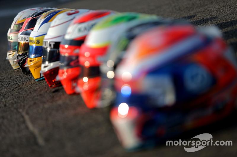 Bell Helmets, Esteban Ocon, Manor Racing
