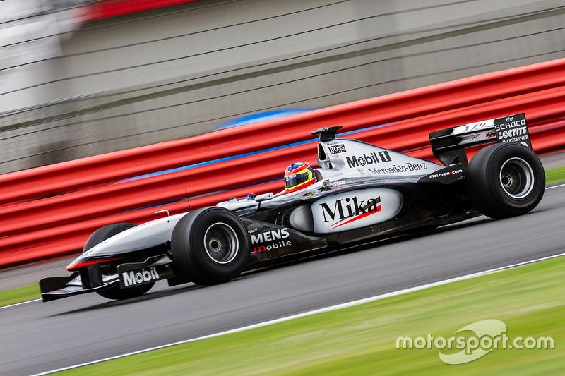 McLaren MP4-16A