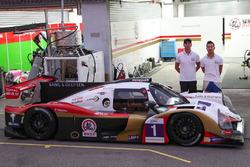 David Cheng, James Winslow, Jackie Chan DC Racing Ligier JSP3
