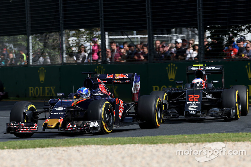 Max Verstappen, Scuderia Toro Rosso STR11