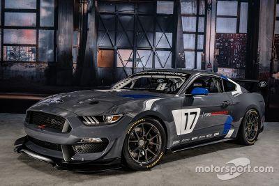 Ford Mustang GT4 bemutató
