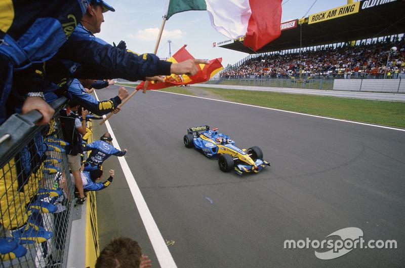 2005 : Grand Prix d'Europe (Nürburgring)