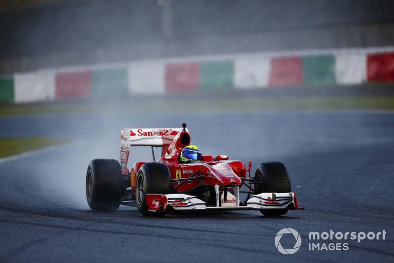 Felipe Massa, Ferrari F10 2010