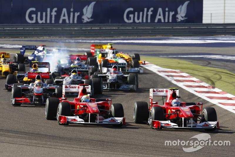 GP de Bahrein 2010