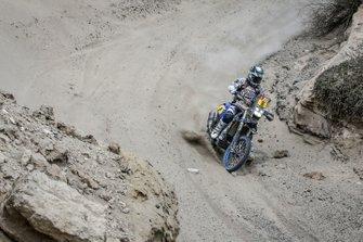 #18 Yamalube Yamaha Official Rally Team: Franco Caimi