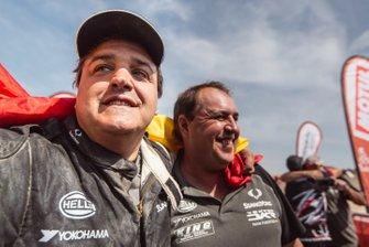 #335 Ssangyong: Oscar Fuertes, Diego Vallejo