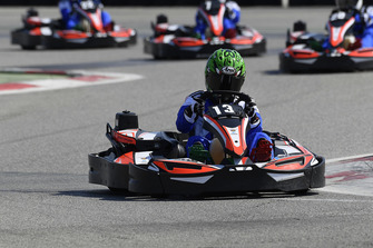 Para pembalap Yamaha VR46 Master Camp edisi keenam