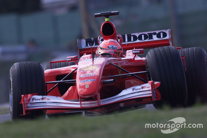 GP Jepang 2001