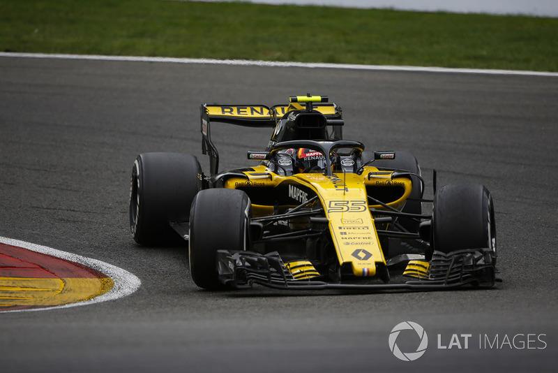 Carlos Sainz Jr ficou mais uma vez fora dos pontos ao terminar em 11º