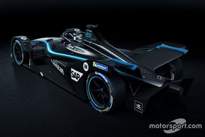 Mercedes Benz EQ black livery unveil