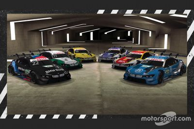 Presentazione livrea BMW Motorsport