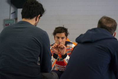 Частные тесты Маркеса в Барселоне