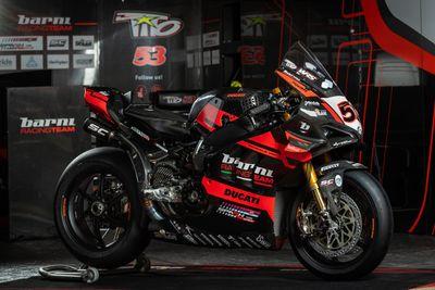 Präsentation: Barni-Ducati