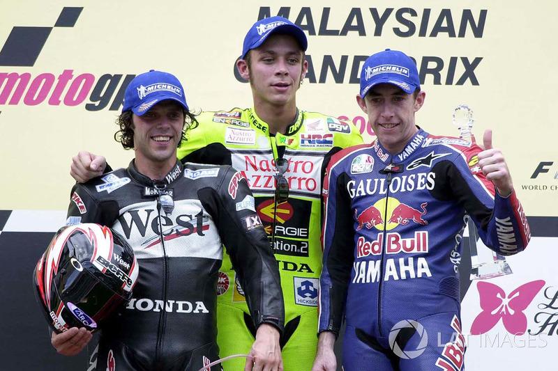 12. Гран Прі Малайзії-2001