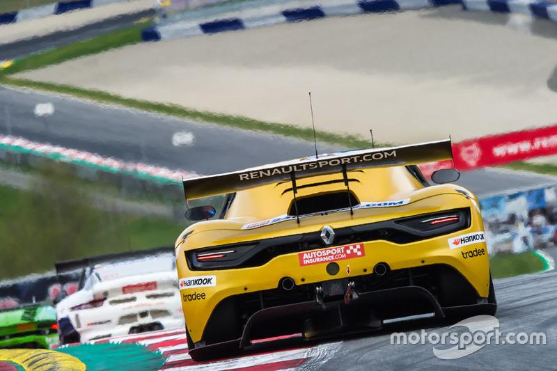 #27 GP Extreme, Renault RS01 FGT3: Frederic Fatien, Jordan Grogor, Bassam Kronfli