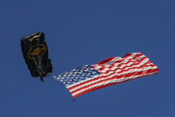 Pre-Race Paratrooper