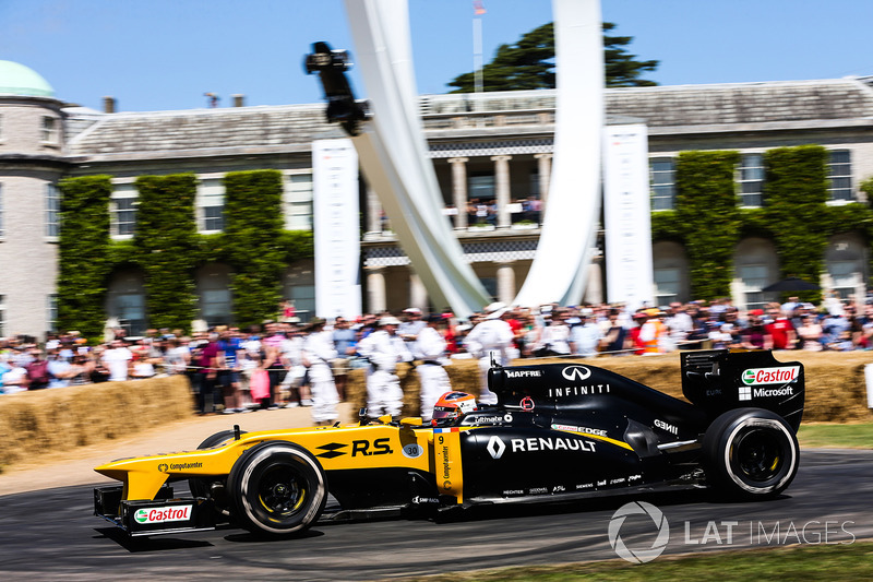 Роберт Кубица, Lotus Renault E20