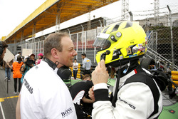 Ullrich Fritz, AMG with Renger van der Zande, Mercedes-AMG Driving Academy Mercedes-AMG GT3