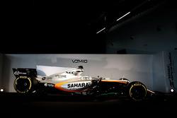 The Sahara Force India F1 VJM10