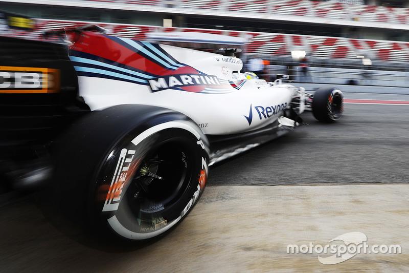 Фелипе Масса, Williams FW40 Mercedes